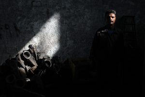 14  Miner  Choghart Iron mine  300x200 - Iranian Miners 2014-2017