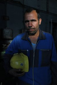 16  Miner  Choghart Iron mine  200x300 - Iranian Miners 2014-2017