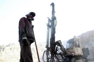 27 Miner  Chador maloo Iron mine 300x200 - Iranian Miners 2014-2017