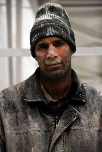 28 Miner  Sarcheshmeh copper mine 202x300 - Iranian Miners 2014-2017
