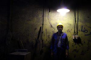8  Miner  Choghart Iron mine  300x200 - Iranian Miners 2014-2017